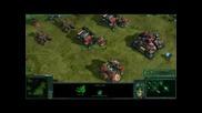Starcraft 2 - Gameplay , Terans Част 1/6
