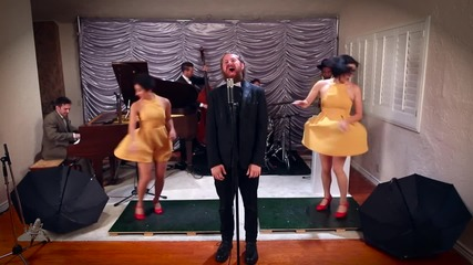 Umbrella - Postmodern Jukebox in the Rain_ Style Rihanna Cover ft. Casey Abrams & The Sole Sisters