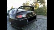 Toyota Supra в Германия (част 1)