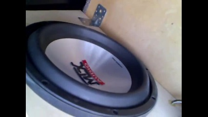 Mtx Audio 9512 Full Excursion !!! part 1
