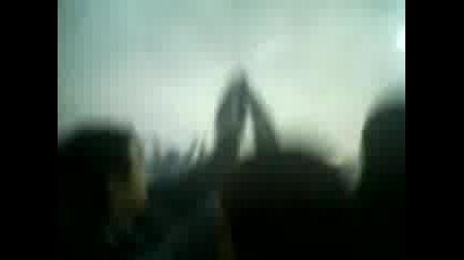 27.03.2010 Levski zapalvaneto na faklite