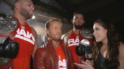 Drake Maverick left speechless after unfortunate accident: WWE.com Exclusive, Nov. 18, 2018