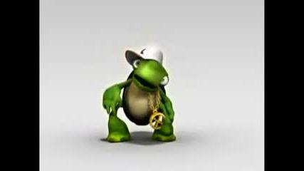 Луда костенурка