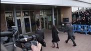 Spain: Infanta Cristina arrives in court for restarted corruption trial