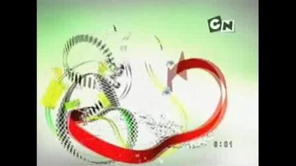 Cartoon Network България – реклами и шапки (октомври 2009)