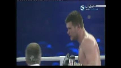 Кубрат Пулев потвърди за евентуален мач с Дейвид Хей