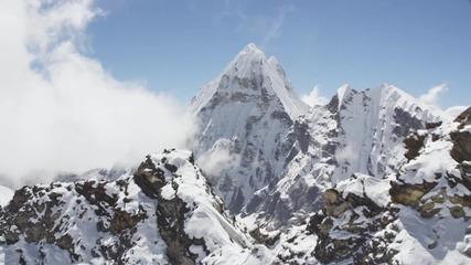 Красотата на Хималаите над 20 000 фута