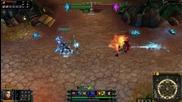 Teaser - Frost Blade Irelia (spotlight Avail in Description)