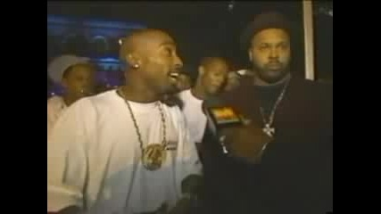 2pac interview Mtv Music Awards 1996