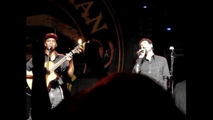 Tom Morello & Serj Tankian - Toronto - 2007