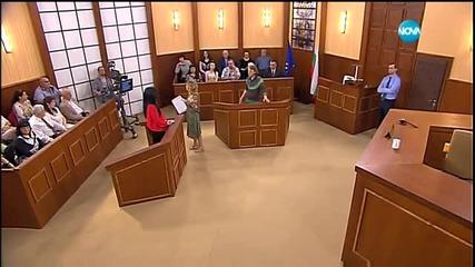Съдебен спор - Епизод 371 - Брат ми ме пребива (03.04.2016)