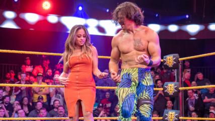Kayla Braxton joins Eric Bugenhagen's epic encore: WWE.com Exclusive, Feb. 6, 2019