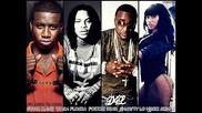 Gucci Mane Feat. Waka Flocka, Fozzie Bear, Shawty Lo, Yo Gotti and Nicki Minaj - Mi casa, tu casa