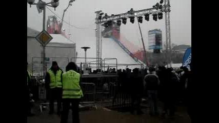 Sofia Big Air Квалификации