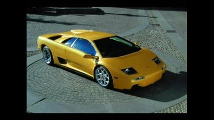 Lamborghini - Моята Кола
