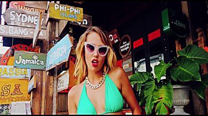 Irina & Runo - Spinning Round ( Official Video )