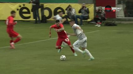 Спасяването на Янко Георгиев срещу Локо Сф