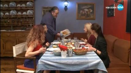 Явор Русинов посреща гости - Черешката на тортата (15.02.2019)