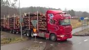 Ottossons new Scania R560
