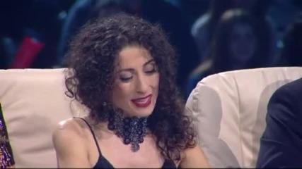 Иво и Пламен - X Factor Live (24.12.2014)