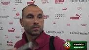 Мартин Петров бесен след мача с Швейцария