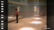 Michael Jackson в игралното си студио в Neverland