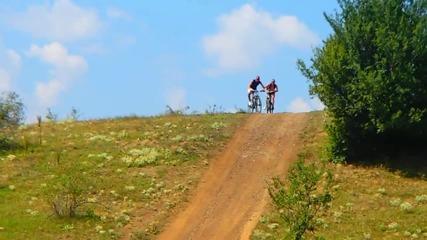 Леко колоездене до Хижа Стрелец в Стара Планина 2013