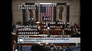 Конгресът одобри разходите на САЩ до септември 2014 г.