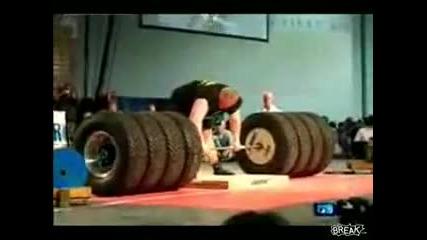 Най-силният човек в света 2010