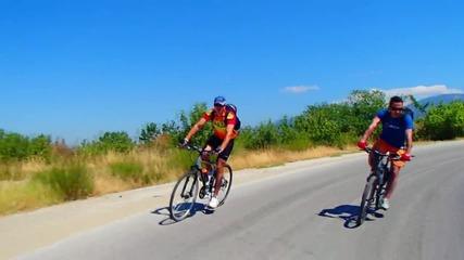 Втора част - Обиколка на България с колело 2014 - Свободни като птици...