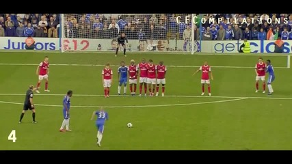 Chelsea Fc Top 10 Goals 2010-2011