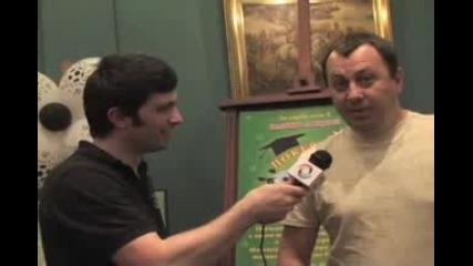 Наско Георгиев С Интервю За Bg.pokernews