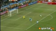 World Cup Аржентина 3 - 1 Мексико Всички голове 27.06.2010