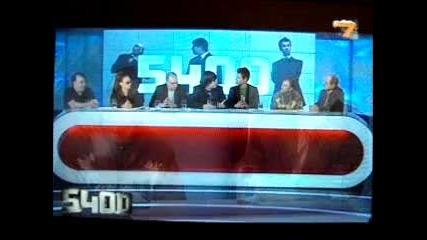 Спас Атанасов пред Tv 7 - предаването 5400 - част 3 - таксита