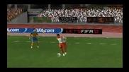 Фифа 10 - Първия ми гол за Литекс на фифа 10