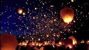 8 000 фенера в небето над Полша. Зашеметяваща гледка!