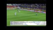 """""""Севиля"""" с домакинска загуба 1:2 от """"Валядолид"""" в Ла Лига"""