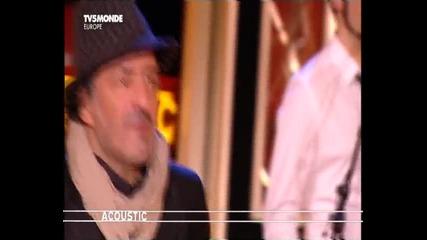 Rachid Taha - Rock El Casbah (tv5monde Musique Aqoustic 19.05.2013)