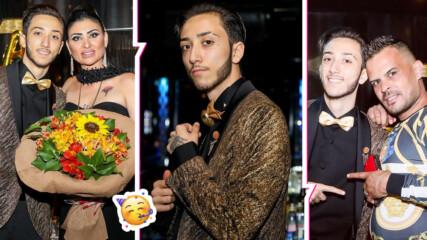 Шумно парти за ЧРД на пълнолетния Лоренцо! Преслава пя на партито, а майка му - с луксозна изненада