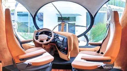 Най-скъпият луксозен дом на колела, който струва 3 милиона долара