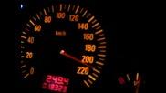 Astra G 220km/h Почти!!!.flv