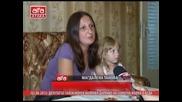 Депутатът Гален Монев направи дарение на самотна майка