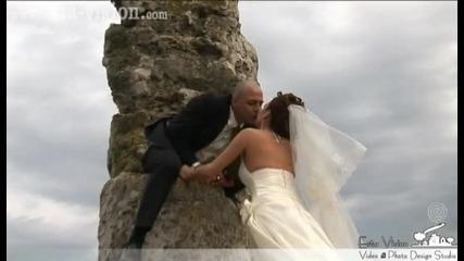 Сватбата на Елена и Димитър