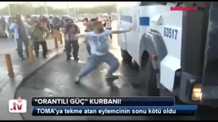 Защо не трябва да се караш на полицаи