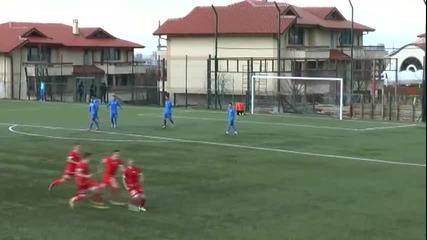 ЦСКА U19 - Левски U19 2:2 /12.03.2016/