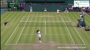 Rafael Nadal vs Dustin Brown - Wimbledon 2015