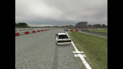 Live For Speed - one and a half lap on a layout...