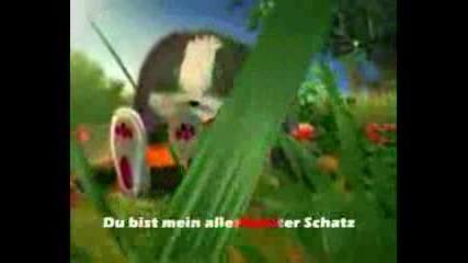 Schnuffel Kuschel Song German Deutsch