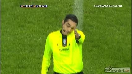 Ювентус 2 - 1 Интер - Дел Пиеро