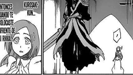 Bleach Manga 676 [ Бг Субтитри ]